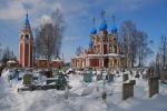 ОИРУ в Белозерье: Устюженский день