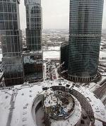 """Весна растопила стройки """"Москва-Сити"""". Девелоперы обещают разморозить проекты в ближайшие полтора месяца"""