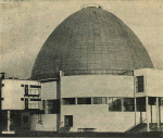 Московский планетарий (М.Барщ и М.Синявский, 1927-29)