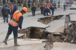 Ваш паркинг может стать подземным! Москва стоит на грани крупных провалов грунта. Под угрозой памятники архитектуры, жилые дома, бизнес-новодел