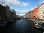 Петербургский стиль: монохромность и взрыв