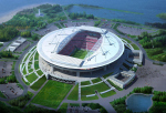 Стадион пока в запасе