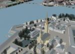 Аватар Петербурга — смольнинский 3D