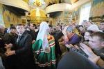 Храмы среди небоскребов. Патриарх Кирилл в Екатеринбурге искал возможности примирить прошлое и будущее