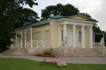 Завершена реставрация Дворцового павильона 1825 года в Коломенском
