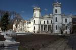 Шаровка, имение барона Кенига. Весна 2010
