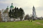 Мгарский Лубенской Спасо-Преображенский монастырь