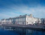 75 млн рублей размажут по стене Зимнего дворца