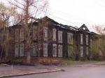 Омск чуть не лишился памятника деревянного зодчества