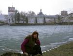 Елена Архипова: В Москве я скрываюсь в театрах и монастырях
