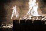 Божье наказание. Впервые в XXI веке в Пскове сгорели крепостные башни. Что это было и что теперь будет?