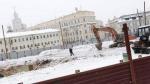 Москвичи замечают, что облик их города меняется… к худшему