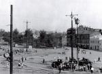 """Трубная площадь - """"площадь смычки города с деревней"""" (проект 1931 года)"""