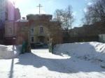 Ворота Храма Тихвинской иконы Божией Матери в Сущеве будут воссозданы