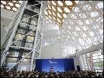 Саркози открыл первый филиал центра Помпиду вне Парижа
