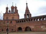 Крутенное подворье. РПЦ забрала здания у Исторического музея