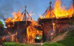 За месяц в России сгорел третий кремль. Пожар из кремлей Пскова и Казани перекинулся в Дмитров