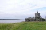 Спасенный памятник деревянного зодчества на Русском Севере