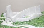 Японский проект на месте Дворца молодежи