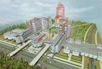 Архитектурный шедевр XXI века (Проектирование главного корпуса Новосибирского университета. Объявлены результаты тендера)