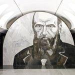 Русская классика ушла под землю. В Москве открылись две станции метро глубокого заложения
