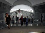 «Достоевская»— станция с человеческим лицом