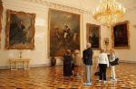 Романовы открыли восстановленный Александровский дворец