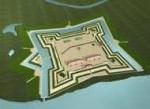 Первый русский бастион, построенный Петром I на Двине, станет музеем