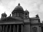 На реставрацию двух скульптур с фасадов Исаакиевского собора потратят 21 млн рублей
