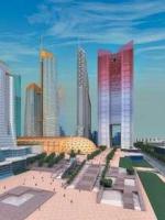 В «большой Москве» станет меньше «Сити»