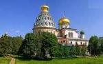 Для реставраторов Ново-Иерусалимского монастыря жаркая пора продолжается