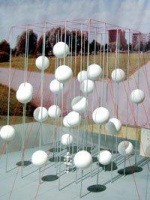 Скульптура: шарики и ролики