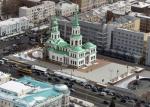 Свердловские власти не оставляют идею о восстановлении в Екатеринбурге на площад