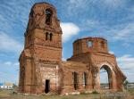 Село Дергачи. Церковь Архангела Михаила