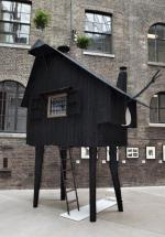 Семь маленьких домиков в Музее Виктории и Альберта – архитектура как метафора
