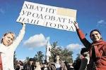 «ЮНЕСКО поторопилось поздравить Россию». Несмотря на позицию президента Медведева, вопрос с «Охта-центром» не решен