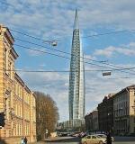 Пробить небоскреб в ЮНЕСКО. Руководство «Охта центра» обеспокоено реставрацией исторического центра