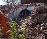 Конец 1-го Зачатьевского переулка...
