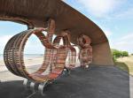 Архитекторы Studio Weave строят в Литлхэмптоне скамейку, у которой есть все шансы попасть в Книгу рекордов Гиннесса