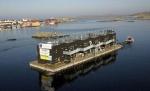 Создатели сети плавучих отелей хотят заманить состоятельных покупателей