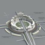 Северное слияние. К умирающему аэропорту пристроили новый район с Космической магистралью и двумя станциями метро