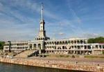 Проект реставрации Северного речного вокзала будут согласовывать с «Москомнаследием»