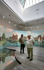 Каналетто работы Поленова. Российская экспозиция на XII Архитектурной биеннале в Венеции