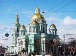 Снос ограды Елоховского собора