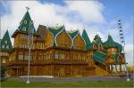 Лужков провел церемонию открытия Дворца царя Алексея Михайловича