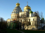 Концепцию возрождения Ново-иерусалимского монастыря одобрили в Росохранкультуры