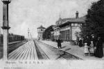 Нерехта: железнодорожное краеведение