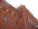 Музей без Ленина. Закрытое в 1993 году здание вновь открывается для публики