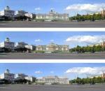 Акция протеста против незаконной стройки в охранной зоне Московского Кремля
