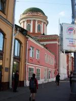 Первое богослужение в церкви Иоанна Богослова, занимаемой ныне Музеем Москвы, пройдёт уже 9 октября